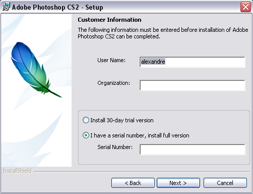 adobe photoshop cs2 serial number download